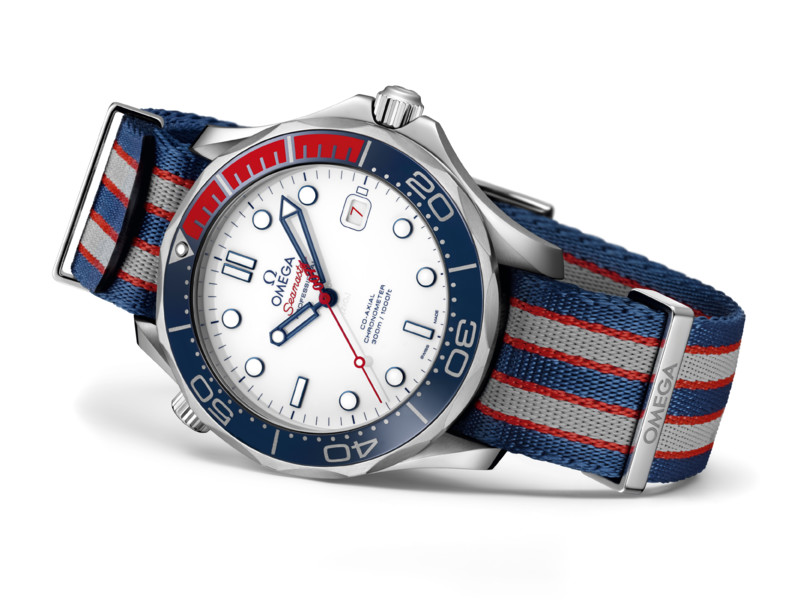 OMEGA Seamaster Diver Commander's Watch