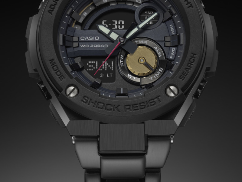 Robert Geller en Casio creëren G-Shock limited edition