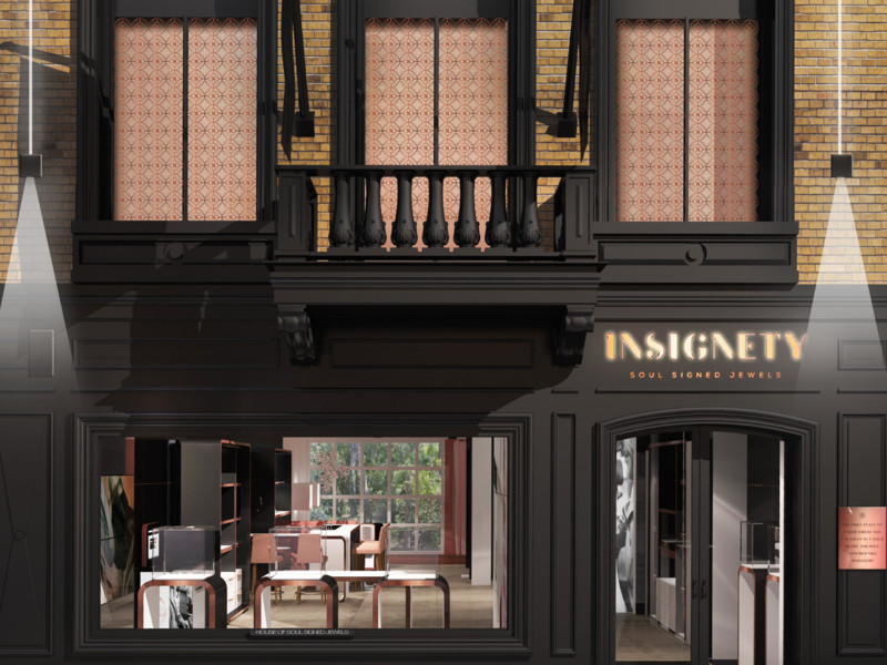 Insignety opent eerste Flagship Store