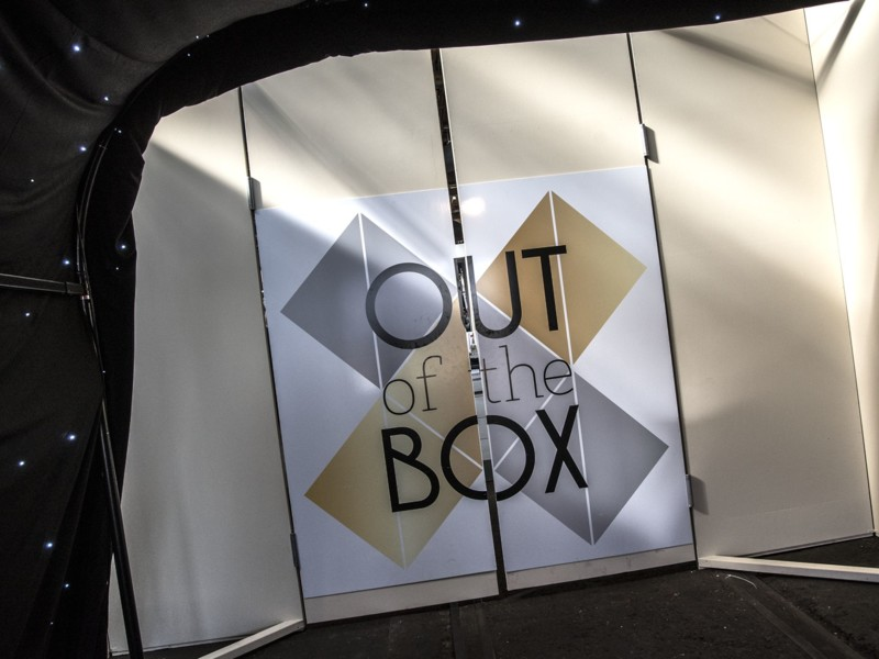 Nieuwe deelnemers Out of the Box