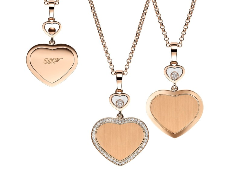 Chopard presenteert Happy Hearts – Golden Hearts