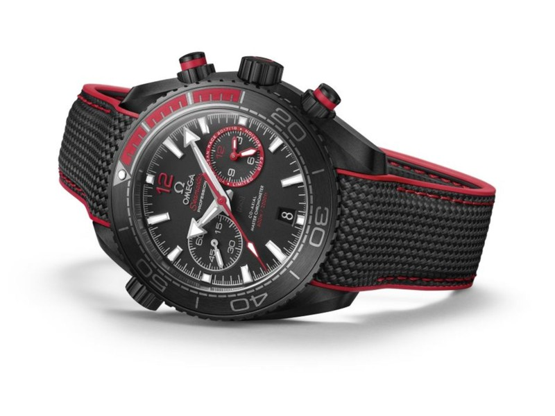 OMEGA presenteert Volvo Ocean Race Limited Edition