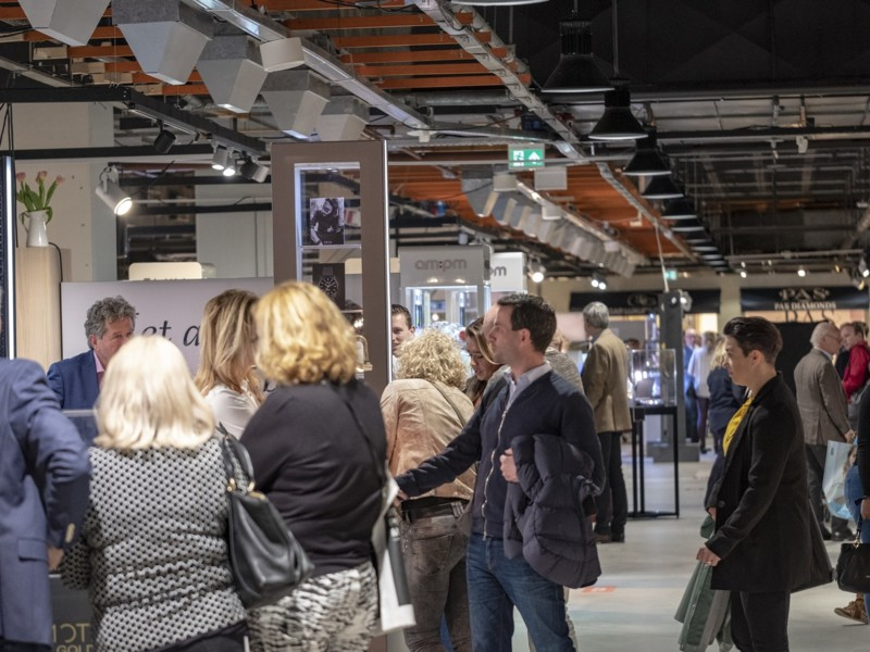 Laatste updates rondom Jewels & Watches Retailbeurs