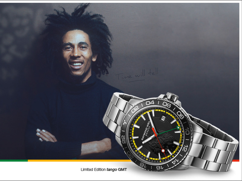 Bob Marley tango GMT Limited Edition
