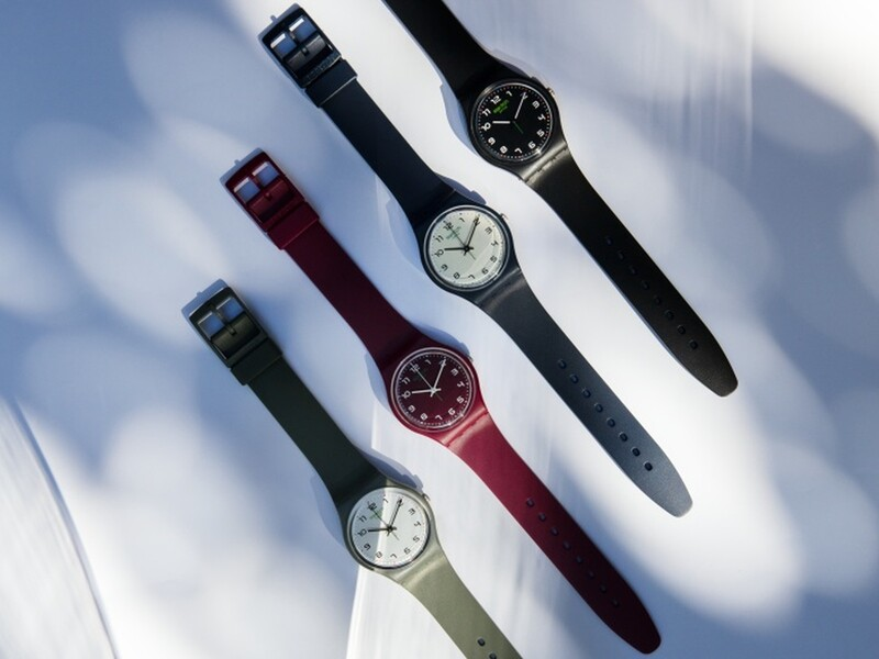 Swatch wordt bio-reloaded