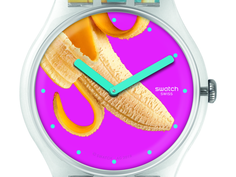 Krachtige statements in SS19 Swatch collectie