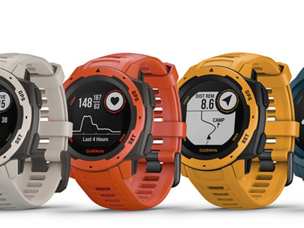 GARMIN® INTRODUCEERT