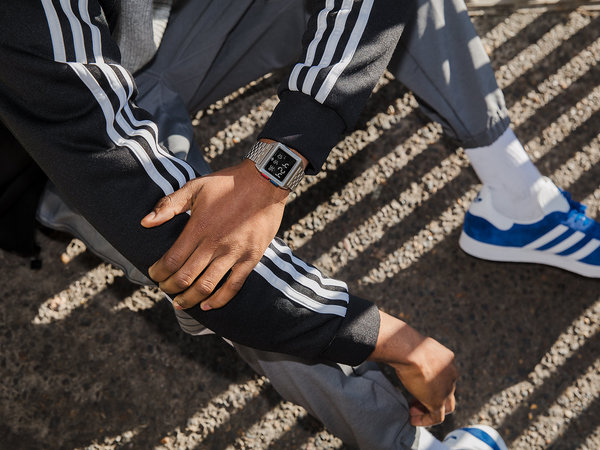 Bold Labels & Adidas Originals Watches