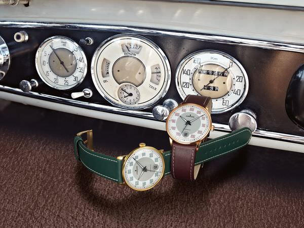 MEISTER DRIVER AUTOMATIC VAN JUNGHANS